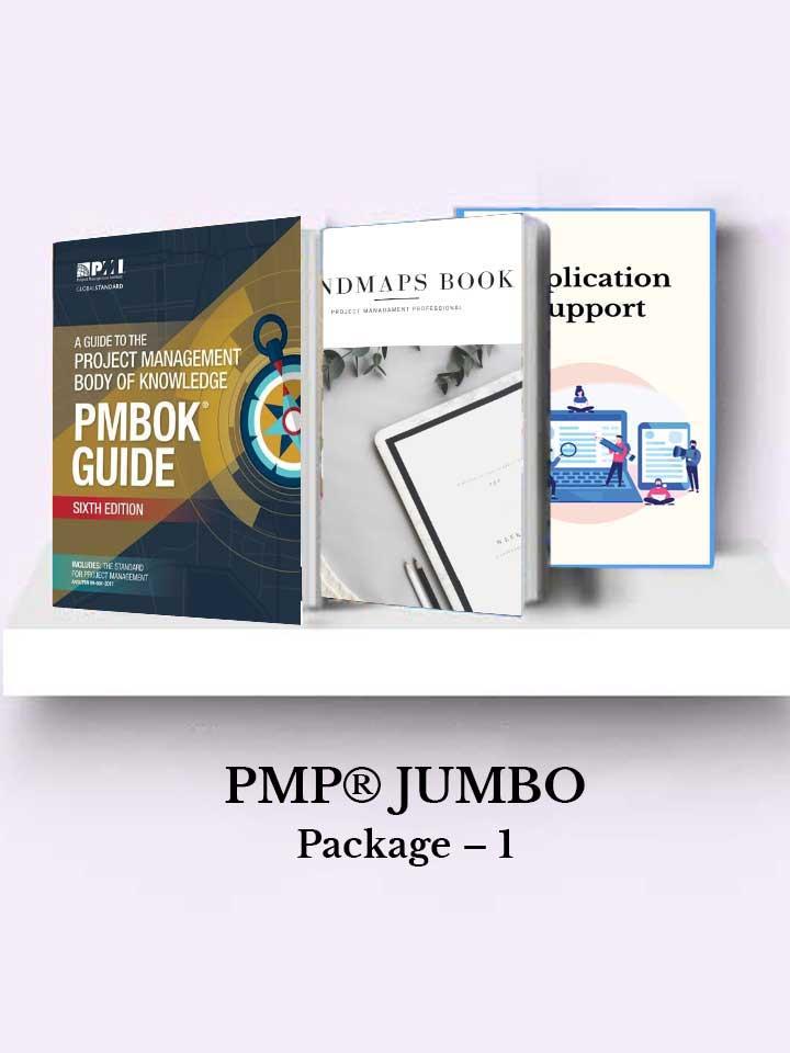 PMP® Jumbo Package – 1