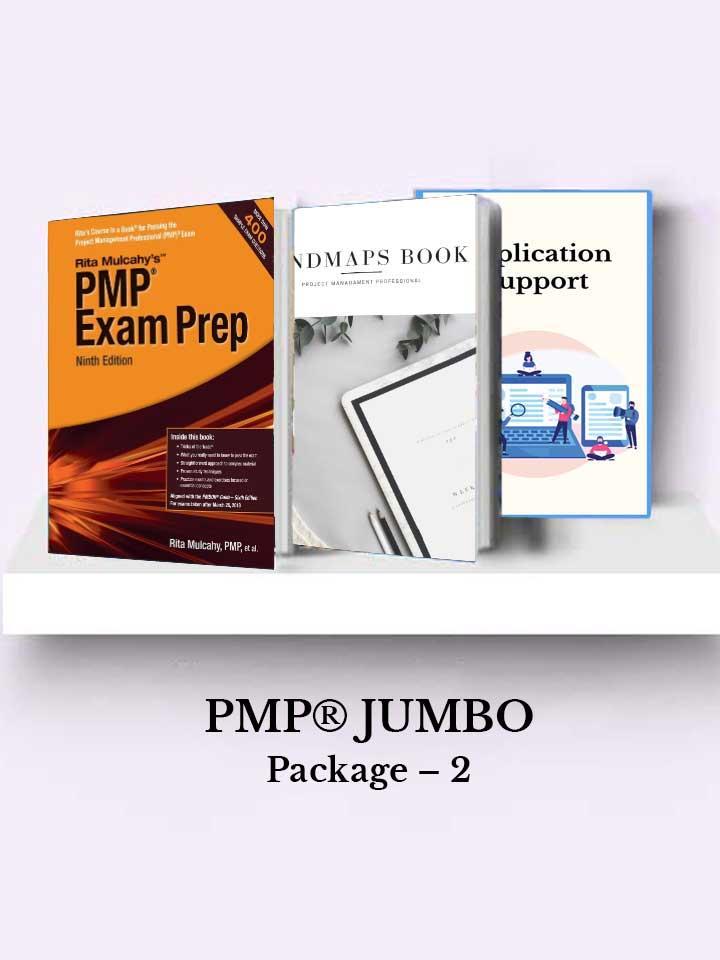 PMP® Jumbo Package – 2